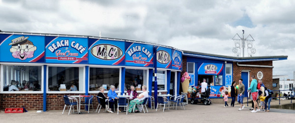 Mablethorpe Beach Cafe