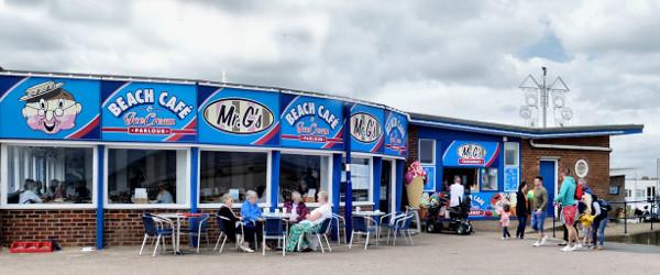 Mablethorpe Beach Cafe